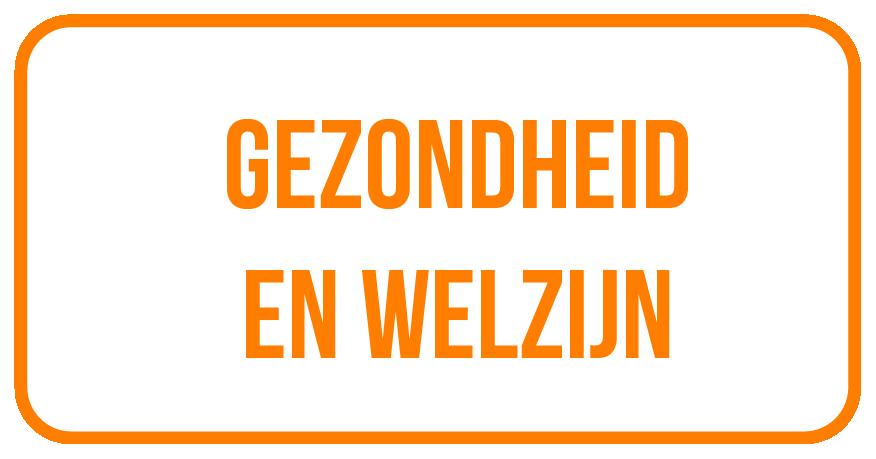 Blok Gezondheid en Welzijn