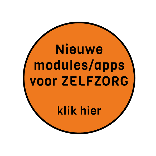 Button zelfzorg-modules